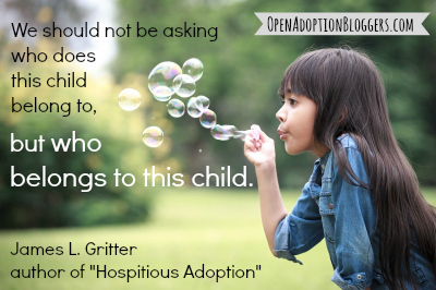 Open Adoption Quotee | OpenAdoptionBloggers.com